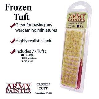 Frozen Tuft Modellbaugras