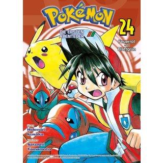 Pokemon Die ersten Abenteur Band 24