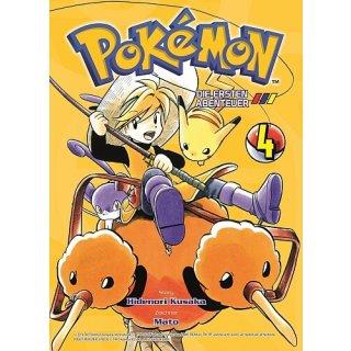 Pokemon Die ersten Abenteuer Band 4