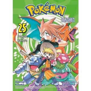 Pokemon Die ersten Abenteuer Band 25