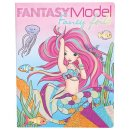 Fancy Foils FANTASY Model Malbuch