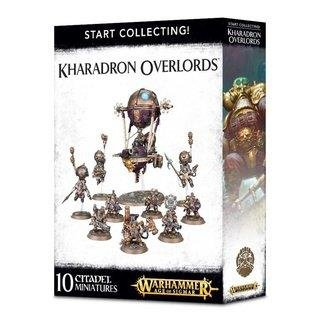 WARHAMMER Age of Sigmar START COLLECTING! KHARADRON OVERLORDS