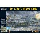 Bolt Action KV1/2 Heavy Tank