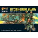 Bolt Action Blitzkrieg! German Infantry