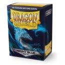 Dragon Shield Hüllen Standard Matte Night Blue (100...