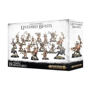 WARHAMMER Age of Sigmar Warcry Untamed Beasts