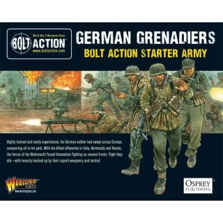 Bolt Action Starter Army German Grenadiers