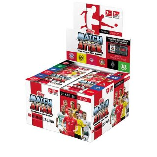 Match Attax 19/20 Sammelkarten Booster