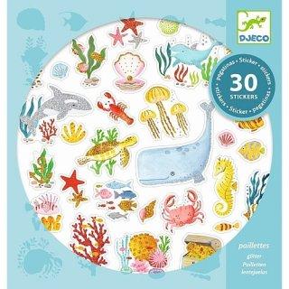 Sticker: Aqua dream von DJECO
