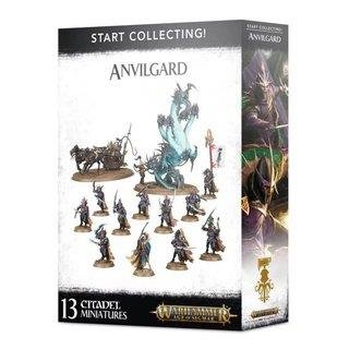 Warhammer Age of Sigmar START COLLECTING! ANVILGARD
