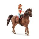 Schleich®  Horse Club 42411 Hannah & Cayenne