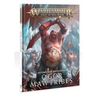 WARHAMMER Age of Sigmar BATTLETOME: OGOR MAWTRIBES (HB) (ENGLISCH)