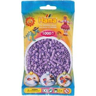 Hama Bügelperlen 1000 Stück Lila