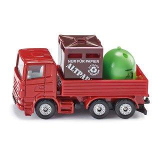 SIKU 0828 Recycling Transporter