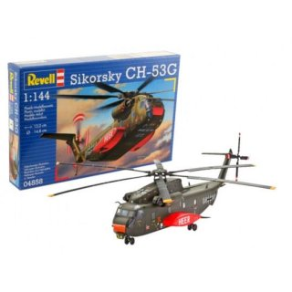Revell CH-53G Heavy Transport Helicopter Maßstab: 1:144