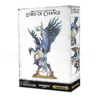 WARHAMMER Age of Sigmar DAEMONS OF TZEENTCH LORD OF CHANGE