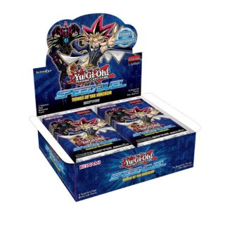 Yugioh Speed Duell Trials of Kingdom Booste DE