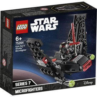 Lego 75264 Star Wars Kylo Rens Shuttle Microfighter
