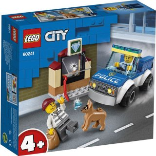 LEGO® City 60241  Polizei Hundestaffel
