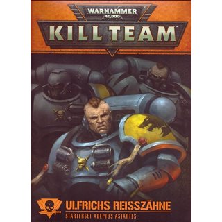 WARHAMMER 40k KILL TEAM: ULFRICHS REISSZƒHNE