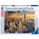 1 Ravensburger Puzzle 1000 Teile New York