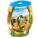 PLAYMOBIL® 6970 Pferd mit Reiter