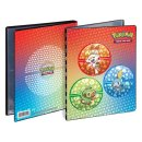 Pokemon Schwert & Schild Starter 4-Pocket...