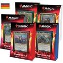 1 MAGIC THE GATHERING MTG Commander Deck 2020 Deutsch