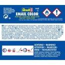 Email Color Braun, matt, 14ml, RAL 8023  85 Matt Modellbaufarben Revell