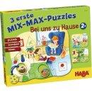 HABA 3 erste Mix-Max-Puzzles – Bei uns zu Hause