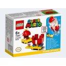 LEGO® 71371 Super Mario Feuer-Mario Anzug
