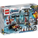 LEGO 76167 Marvel Iron Mans Arsenal
