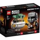 LEGO® 75317 Star Wars Der Mandalorianer und das Kind