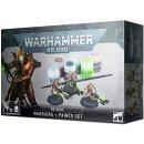 WARHAMMER 40k Necrons Warriors + Paint Set