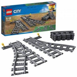 LEGO® City 60238  Weichenpaar