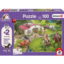 Horse Club Puzzle 100er Ausritt ins Grüne
