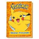 Pokemon Freundebuch