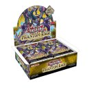1 Yugioh Phantom Rage Booster Deutsch