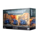 WARHAMMER 40k SPACE MARINES EXCURSOREN