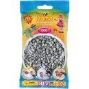 Hama Bügelperlen 1000 Stück Grau