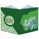 Pokemon Bisasam  9-Pocket Portfolio Sammelkartenordner für 180 Karten