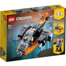 LEGO® CREATOR 31111  Cyber Drohne