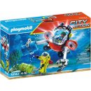 PLAYMOBIL® 70142 City Action Seenot: Umwelteinsatz...