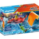 PLAYMOBIL® 70144 City Action Seenot: Kitesurfer-Rettung
