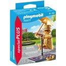 PLAYMOBIL® 70377 Straßenkünstler im goldenen Kostüm