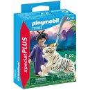 PLAYMOBIL® 70382 Asiakämpferin mit Tiger und Langsäbel