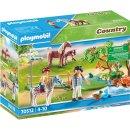 PLAYMOBIL Country 70512 Fröhlicher Ponyausflug
