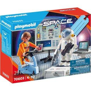 "PLAYMOBIL® 70603 Geschenkset ""Astronautentraining"