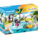 PLAYMOBIL® 70610 Family Fun Spaßbecken mit...