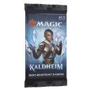 1 MAGIC THE GATHERING Kaldheim Draft Booster Englisch